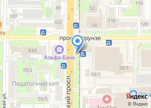 Компания «Doner LAB» на карте