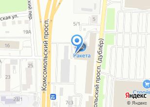 Компания «Гараж Мастер» на карте