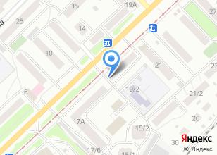 Компания «Открытая лаборатория» на карте