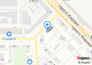 Компания «Всегда на ходу» на карте