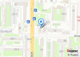 Компания «ВКУС CITY» на карте