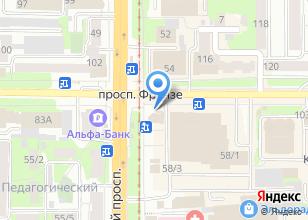 Компания «Doner Master» на карте