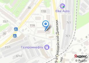 Компания «Диджитал Сервис» на карте