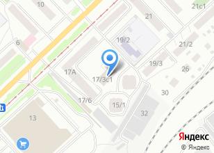 Компания «Спорткомплекс на Елизаровых» на карте