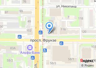 Компания «Nirvel» на карте