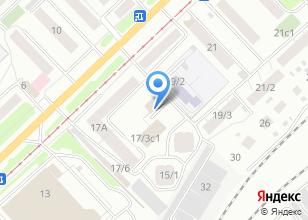 Компания «1С:БухОбслуживание. БОМАКС» на карте