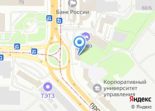 Компания «Город Солнца» на карте
