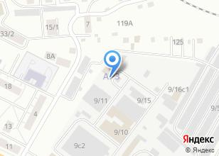 Компания «РЕТЭКО» на карте