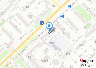 Компания «Почтовое отделение №12» на карте