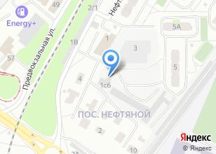 Компания «Магазин автозапчастей для автобусов ПАЗ» на карте