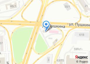 Компания «Аптека.ру служба доставки лекарств» на карте