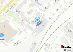Компания «MotorTomsk» на карте