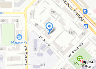 Компания «Апгрейд-Сервис» на карте