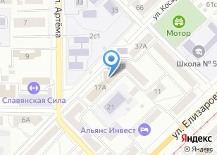Компания «Сабантуй» на карте