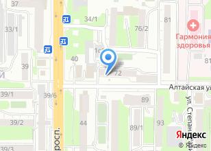 Компания «Spark Auto» на карте