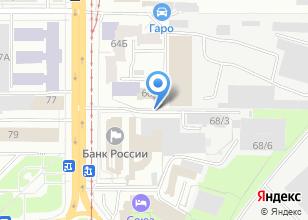 Компания «Столовая №28» на карте
