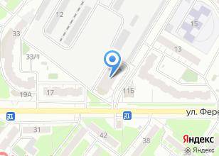 Компания «Николь» на карте