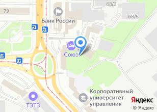 Компания «Классик-Т» на карте