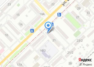 Компания «Студия Т» на карте