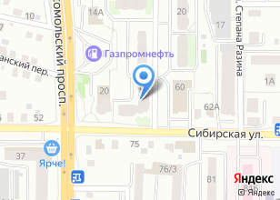 Компания «Центр лечебной физической культуры» на карте