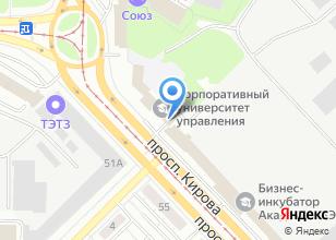 Компания «Семейный доктор» на карте