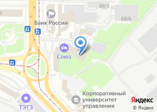 Компания «UltraBonus» на карте