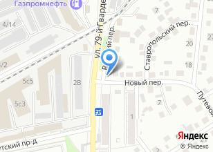 Компания «Экспресс Авто» на карте