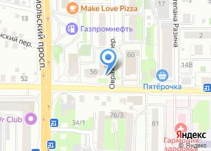Компания «Crocus» на карте