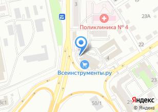 Компания «Паризода» на карте