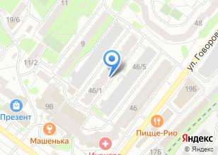 Компания «MOLOKO» на карте