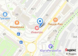 Компания «INTERNET70» на карте