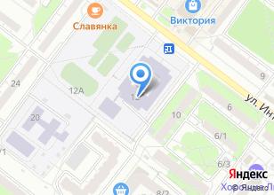 Компания «Детская школа искусств №1 им. А.Г. Рубинштейна» на карте