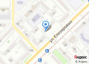 Компания «Elle» на карте