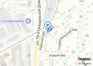 Компания «Авто юпартс» на карте