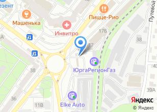Компания «Магазин автомобильных аккумуляторов и автостекла» на карте