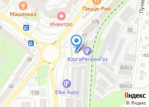 Компания «Мир Авто» на карте
