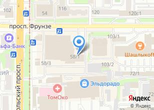 Компания «Пельменная» на карте