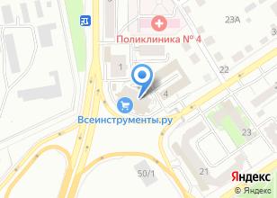 Компания «Лоза» на карте