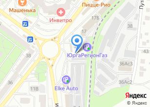 Компания «Росс-авто» на карте