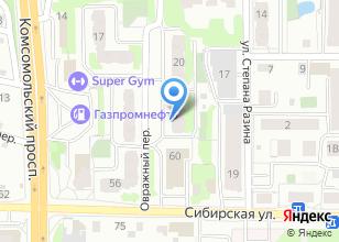 Компания «УК Уют ТДСК, ЗАО» на карте
