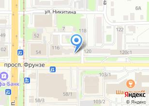 Компания «Суши Сет» на карте