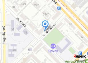 Компания «Стаут» на карте