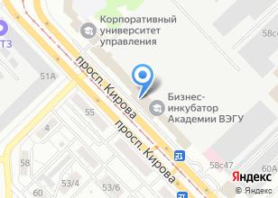 Компания «АйТи компьютерное обслуживание» на карте