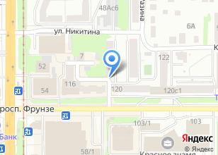 Компания «Фэшн бренд студио» на карте