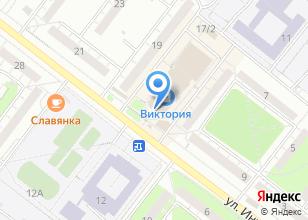 Компания «PRONails» на карте
