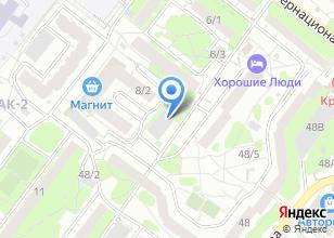 Компания «Mixx» на карте