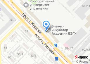 Компания «ГАЗМАГ» на карте