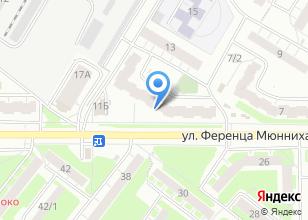Компания «Лилу» на карте