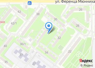 Компания «Visual» на карте