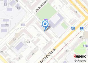 Компания «Авто-Экспресс» на карте